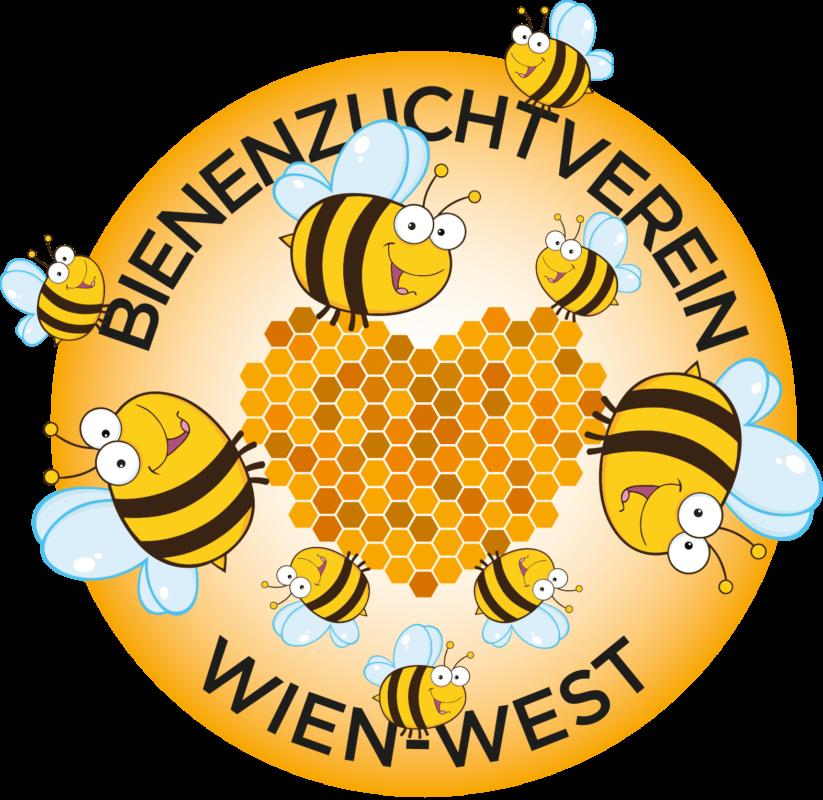 Bienenzuchtverein Wien West Logo